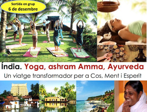 India Yoga, Amma, Ayurveda